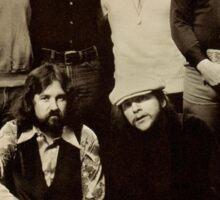 The Marshall Tucker Band : Together Forever Album Sticker