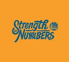 Golden State Warriors Strenght in Numbers Unisex T-Shirt