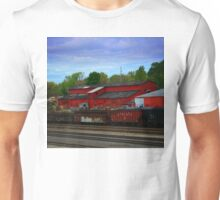 On The Other Side Of The Tracks Unisex T-Shirt