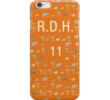 Pattern RDH 11 Darjeeling Limited & Hotel Chevalier iPhone Case/Skin