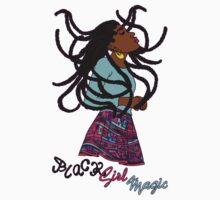 Black Girl Magic  Kids Tee