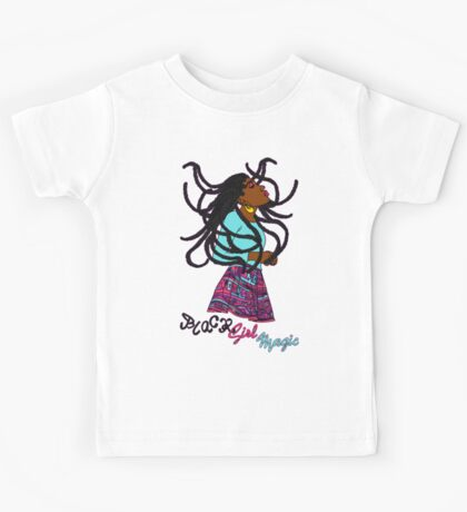 Black Girl Magic  Kids Tee