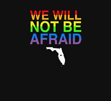 We Will Not Be Afraid Tank Top