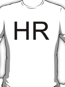 HR logo plain for LIGHT BKGND T-Shirt