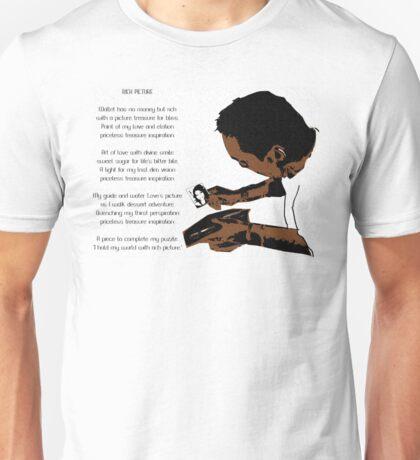 Rich Picture Poem Unisex T-Shirt