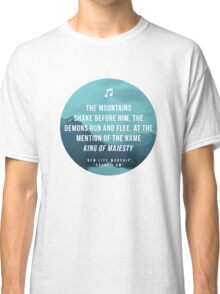 King of Majesty Classic T-Shirt