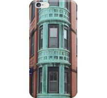 boston building iPhone Case/Skin