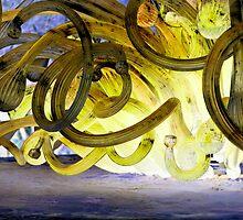chihuly fountain by tulikangaroo