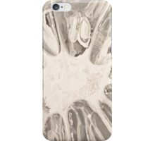 white bubbles iPhone Case/Skin