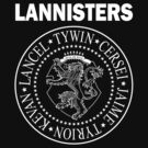 Lannisters by RobGo