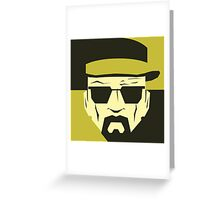 Who is W.W.? Greeting Card