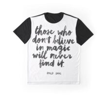 Magic Graphic T-Shirt