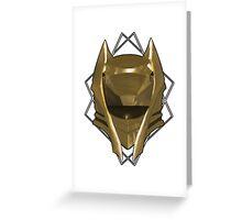 Destiny - The Jackal Greeting Card