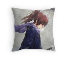 Samurai Kenshin Throw Pillow