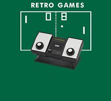 Retro Games Pong Unisex T-Shirt