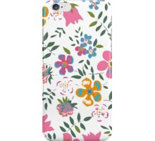 flowers for life  iPhone Case/Skin