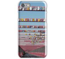 nyc bridge iPhone Case/Skin
