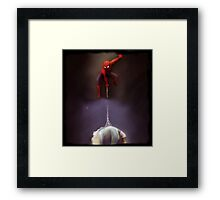 Death Of Gwen Framed Print