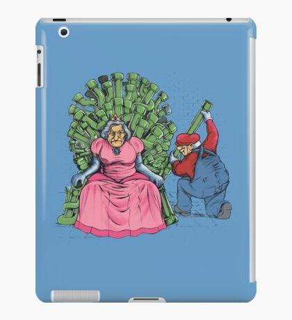 Once She Was a Princess iPad Case/Skin