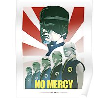 "Karate Kid - Cobra Kai ""NO MERCY"" Poster"