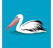 Pelican by rodesigns
