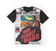 Red Planet Mars! Graphic T-Shirt