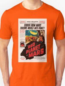 Red Planet Mars! Unisex T-Shirt