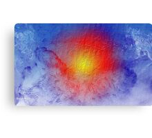 Let The Sunshine In- Abstract 119-  Art + Products Design  Canvas Print