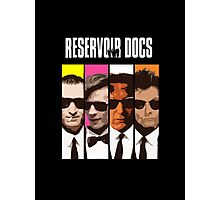 Reservoir Docs Photographic Print