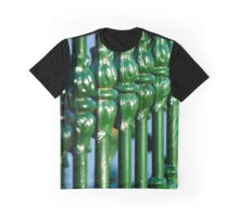 Green Gate Graphic T-Shirt