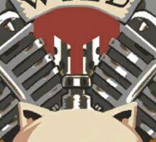 Hog Power Sticker
