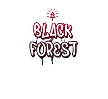 Black Forest - Fade  Photographic Print