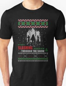 The Walking Dead - Michonne Ugly Christmas Sweater! Unisex T-Shirt