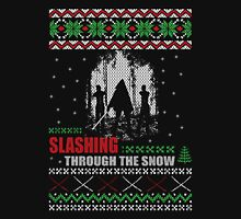 The Walking Dead - Michonne Ugly Christmas Sweater! Pullover