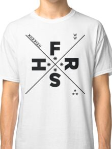 FRXSH STAR XIIXXIXII | FRESH THREADS Classic T-Shirt