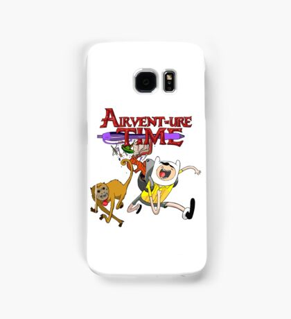 Airvent-ure Time Samsung Galaxy Case/Skin