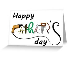 Father's Day 1 Greeting Card