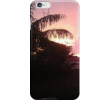 Sunset Palms iPhone Case/Skin