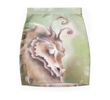 Green Dragon - Tranquility & Peace Mini Skirt