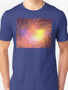 Sunrise Lotus Unisex T-Shirt