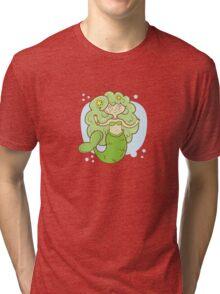 Mermaid. Tri-blend T-Shirt