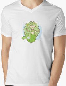 Mermaid. Mens V-Neck T-Shirt