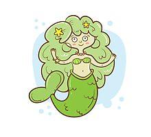 Mermaid. Photographic Print