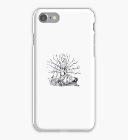 Tracing Back Our Root iPhone Case/Skin