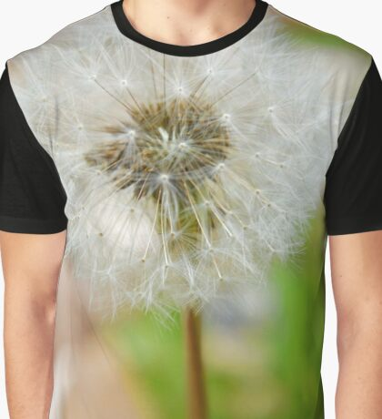 Dandelion Graphic T-Shirt