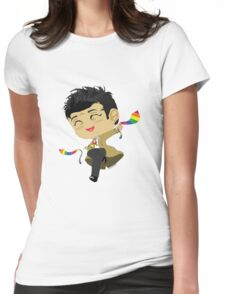 Castiel, Angel of the Lord, and his GAY PRIDE ties T-Shirt