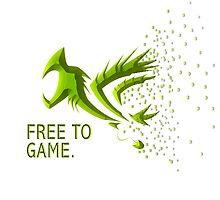 Free Gamer by SirElliot24