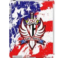 Nicky Hayden 69 iPad Case/Skin