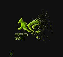 Free Gamer Unisex T-Shirt
