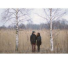 Dace + Edgars Photographic Print